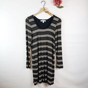 [KAREN by Karen Kane] Striped Dress